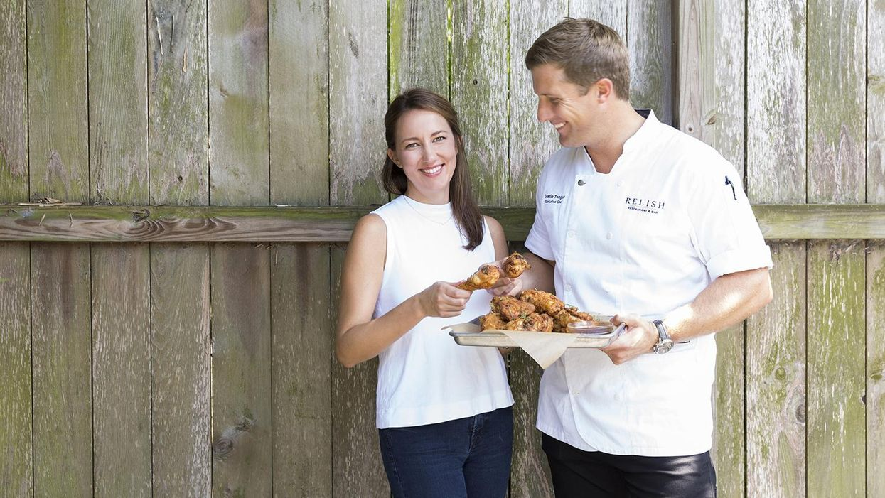 One of Houston's Coolest Couples 'Relish' Five Years as Business Partners
