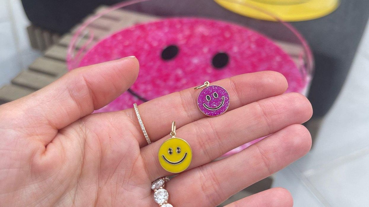 Get Happy: Hurry to Purchase this Colorful Collab!