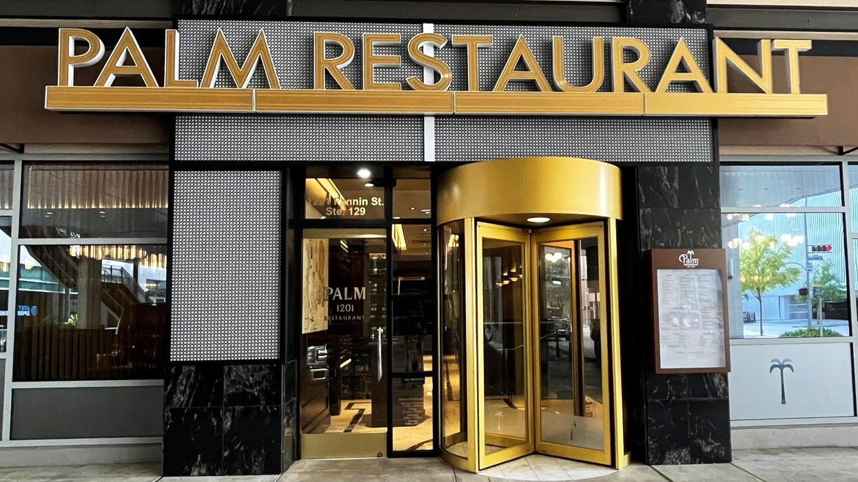 After Decades in Iconic Galleria-Area Spot, The Palm, Now Fertitta-Owned, Moves Downtown This Week