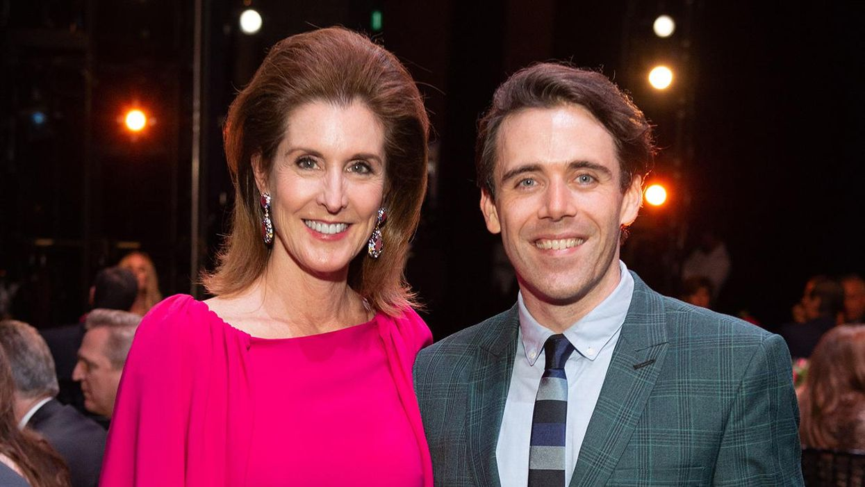 Houston Ballet Patrons Toast Troupe's Glorious Return to Live Performance with Grand Onstage Dinner