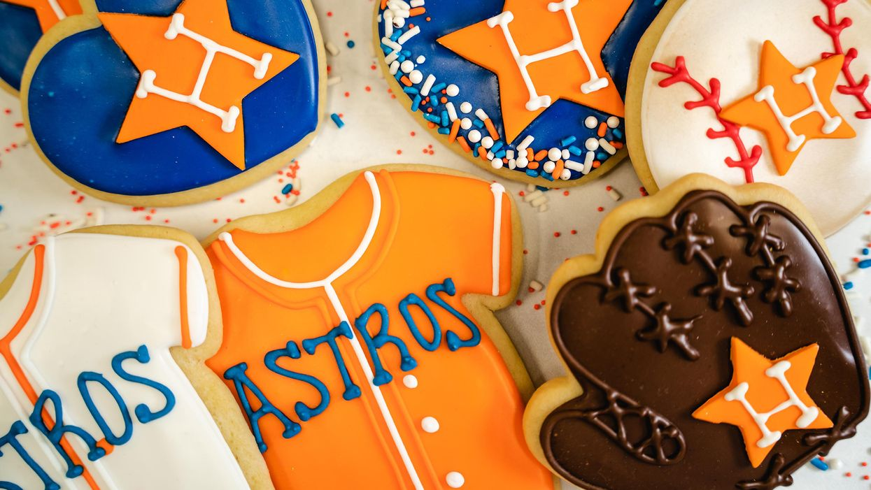 The Astros Are in the ALCS, and You Can Cheer Them on in Style!