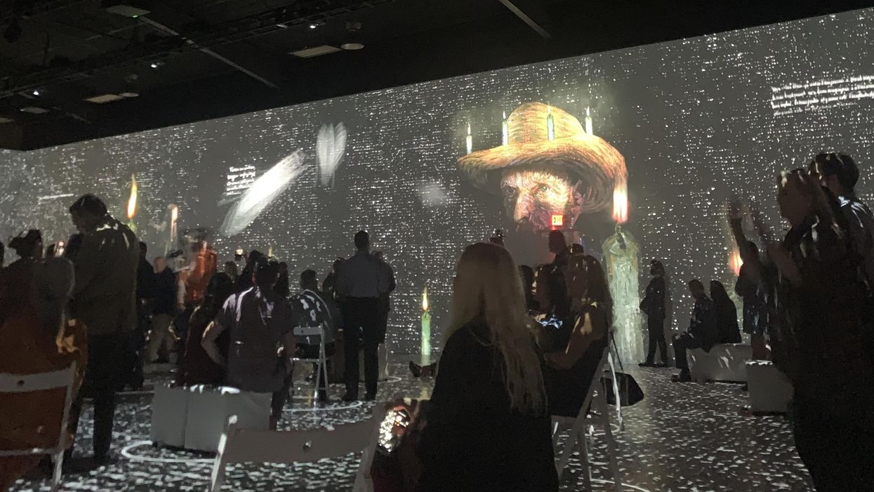 Away We Gogh! Virtual-Reality Exhibit Takes Visitors on an Emotional Journey Through the Artist's Final Years