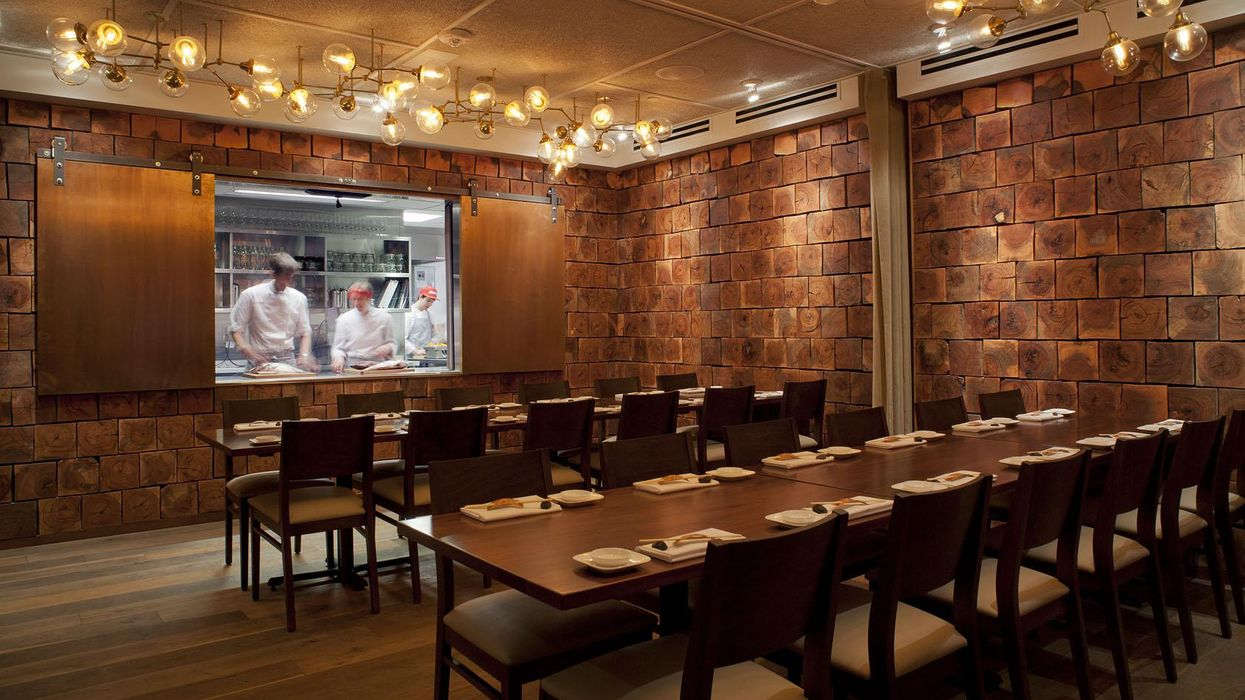 Hotly Anticipated Restaurant Takes Over Uchi for Two Collaborative Omakase Dinners