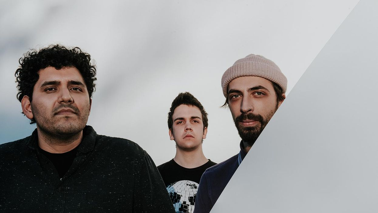 Indie Rockers The Soft Wear Channel 2020 Angst in Raw Album