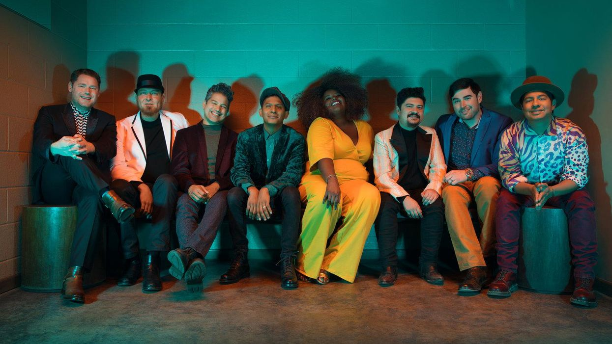 The Suffers Perform Saturday for First Time in a Year, Touting Pandemic Record. 'You Can Hear Houston' in It.