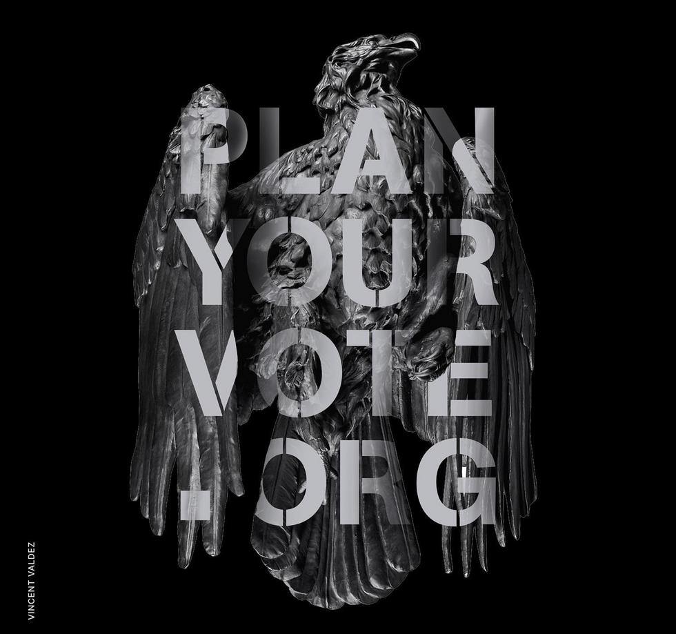 These Houston Artists Want You to Plan Your Vote
