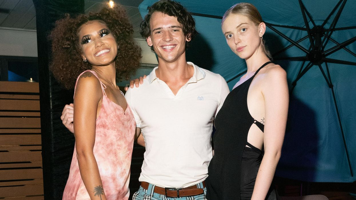 Magazine's 'Sexy Party' Returns, Racy Fashion Show Heats Up the Heights