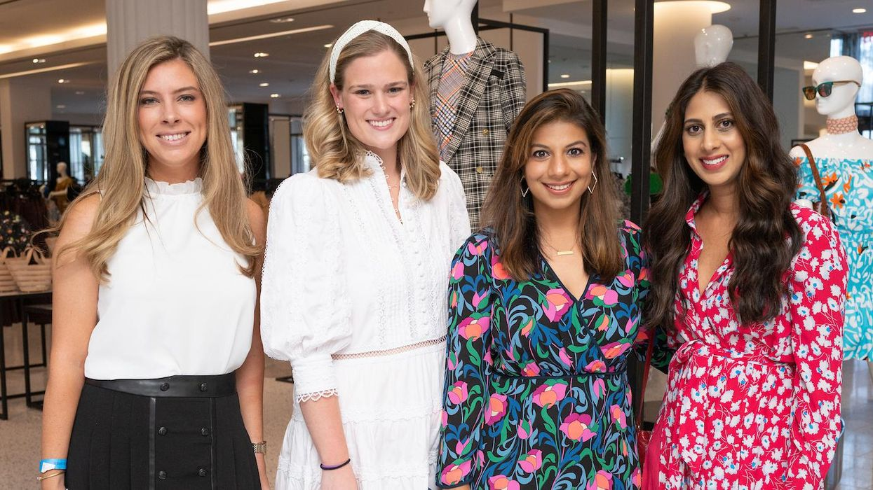 In Fall Social Season's First Fete, Fashionistas Gather at Tootsies to Help Women in Need