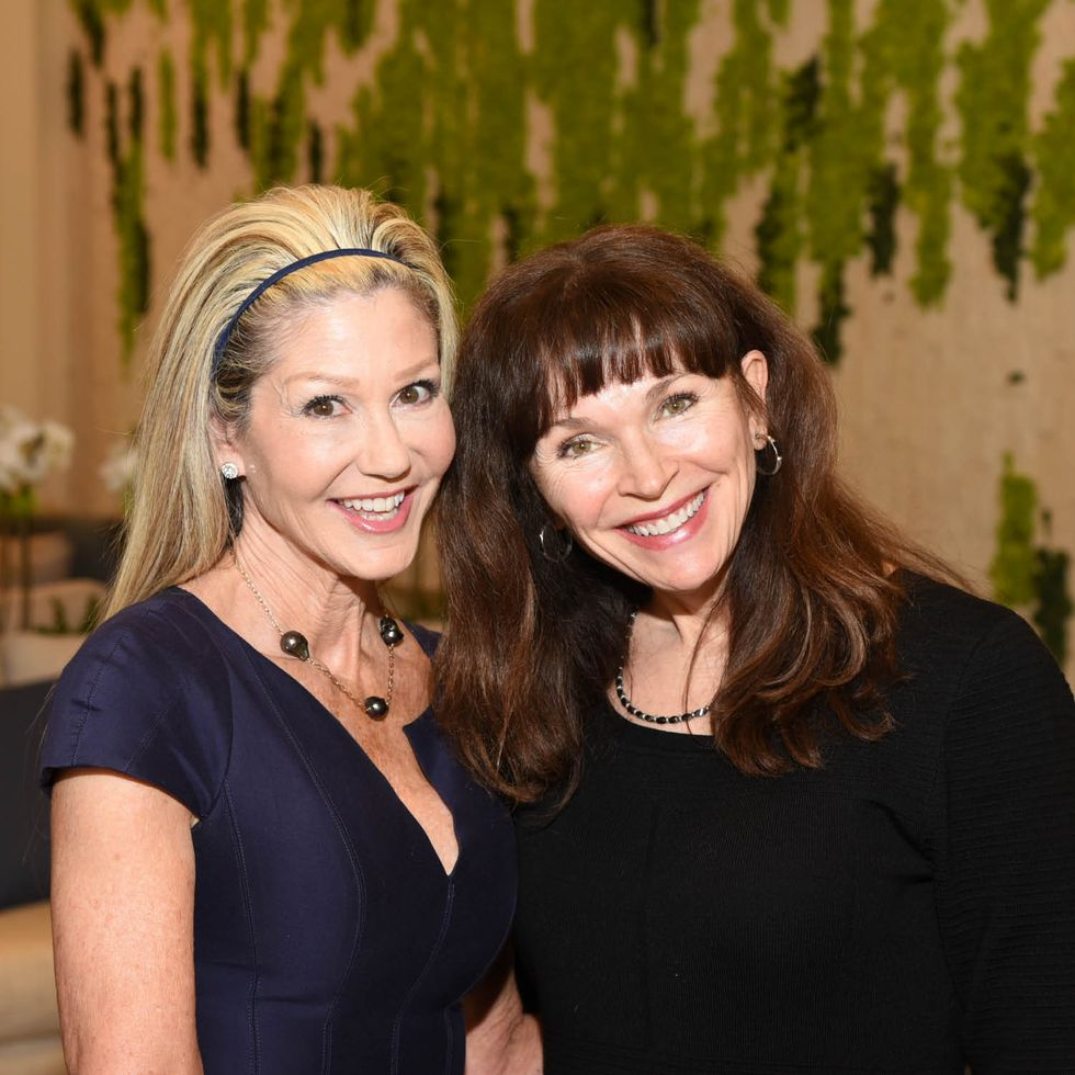 Patti Murphy and Wanda Kimbrell at 'InterContinental.'