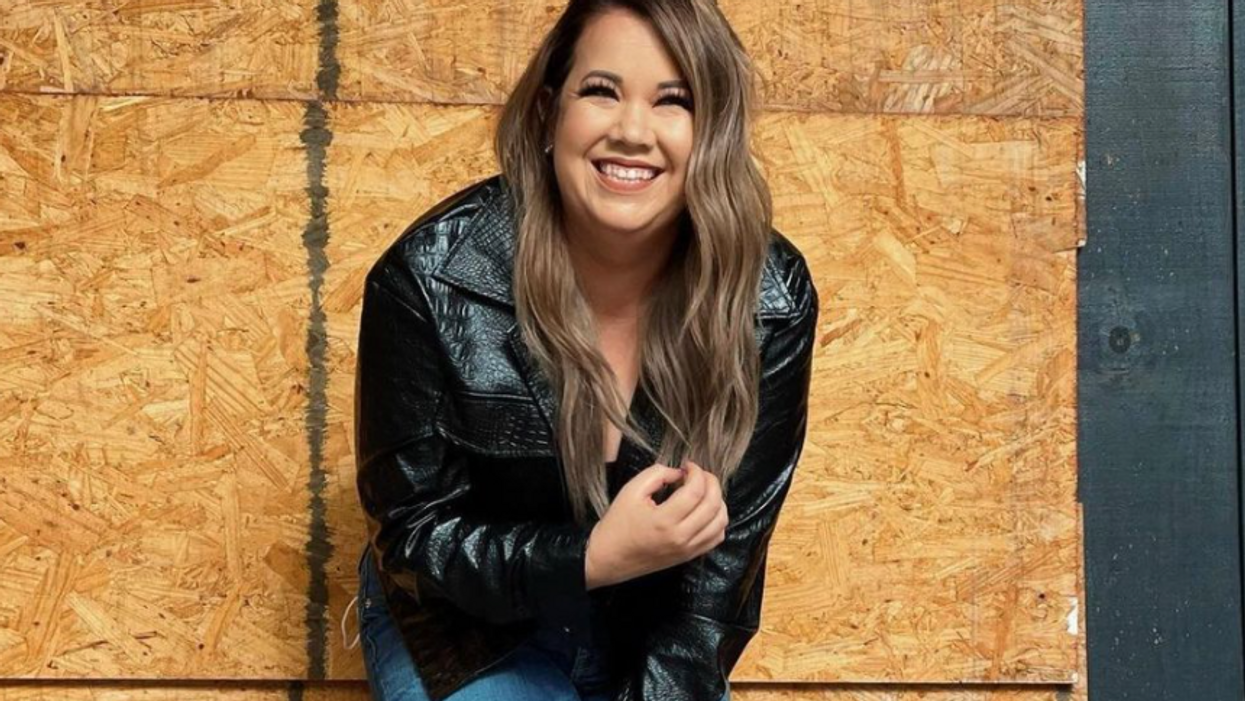 Latina Entrepreneur Ellyse Espinoza Has No Apologies — but She Does Have Lots and Lots of Sneakers