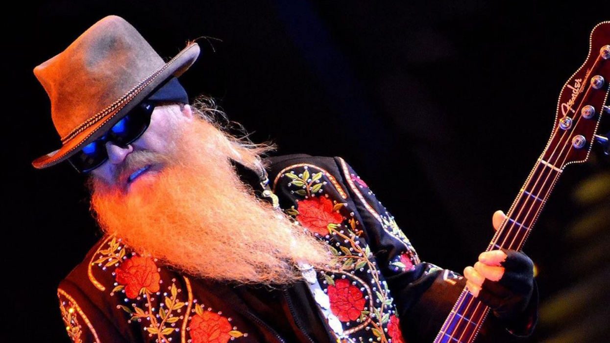 ZZ Top Bassist Dusty Hill of Houston Has Died at 72