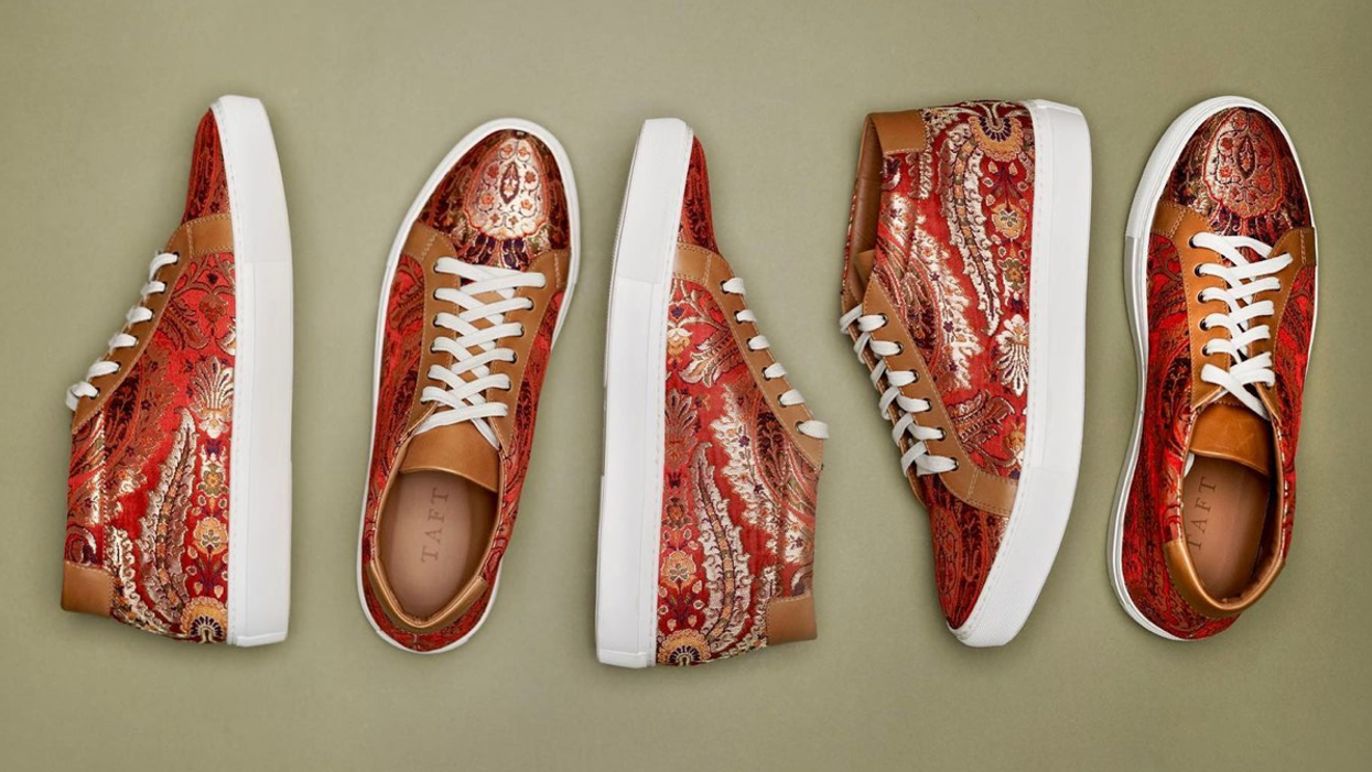 Get Your Kicks: Two Uber-Stylish Footwear Brands Are Setting Up Shop at M-K-T in the Heights
