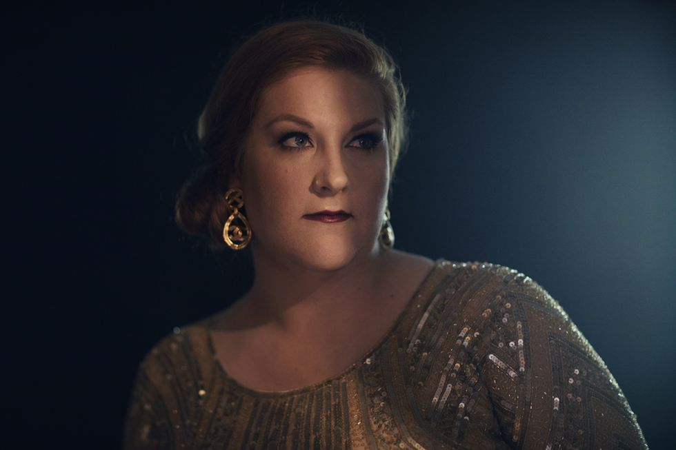 Tamara Wilson, who stars in HGO's first Live from the Cullen Recital Series on Sept. 11