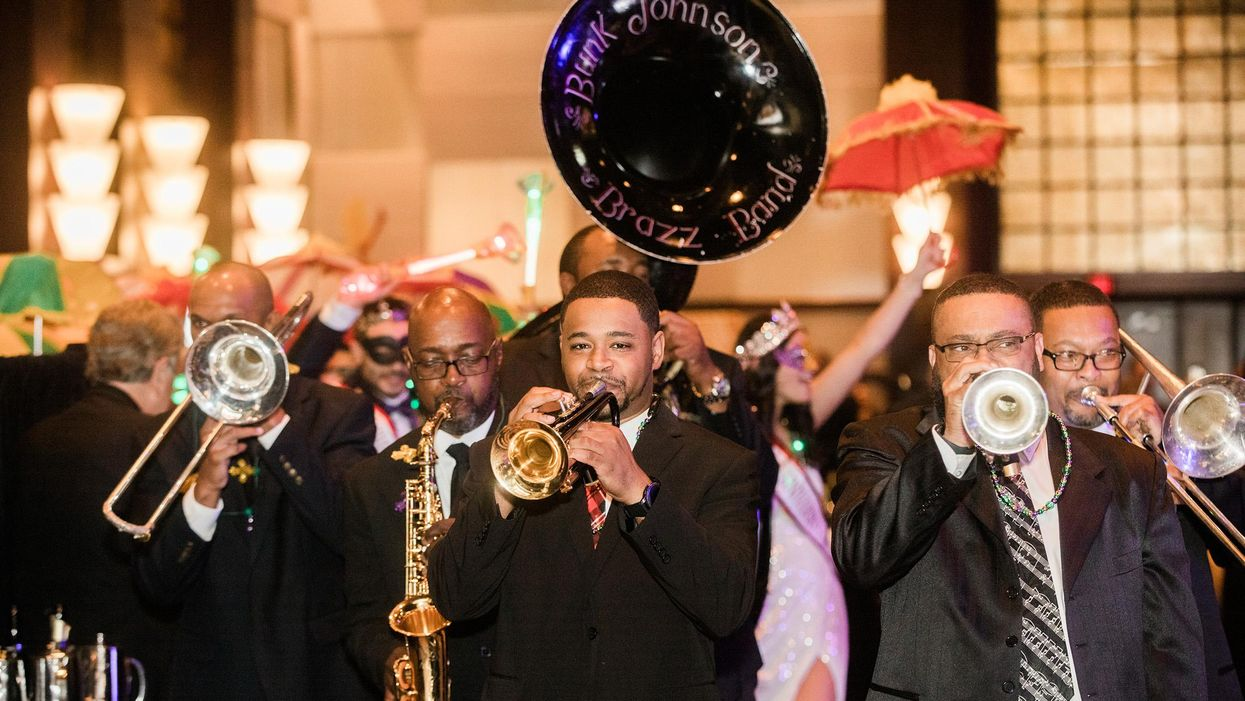 Mardi Gras in May?! Why Not — University Gala Goes All Out, Raises $1.65 Mil